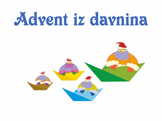 Advent iz davnina